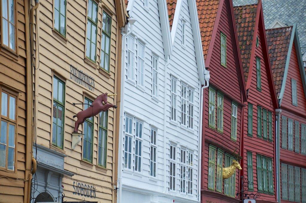 Bergen Houses
