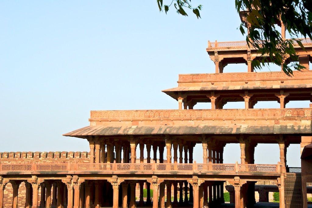 Fathepur Sikri V