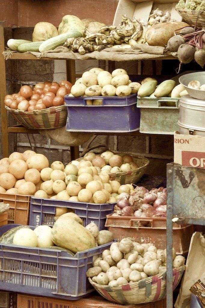 Indian Market IV