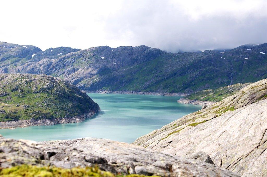 Norway Mountain Lake II