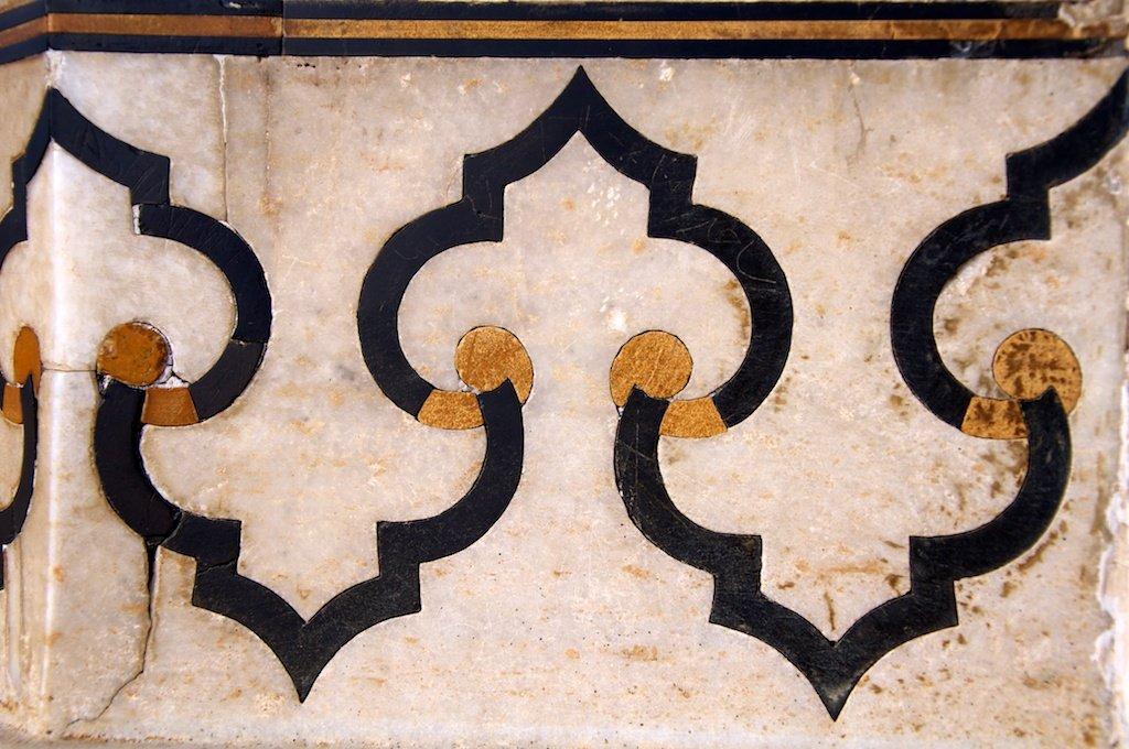 Ornamented Marble III