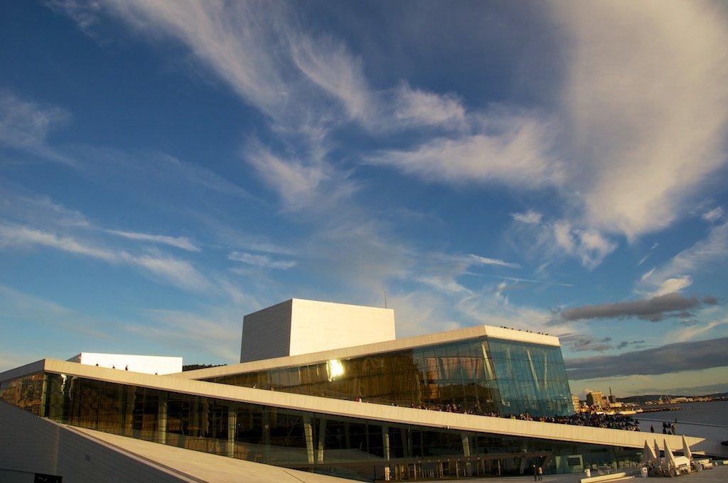 Oslo Opera I