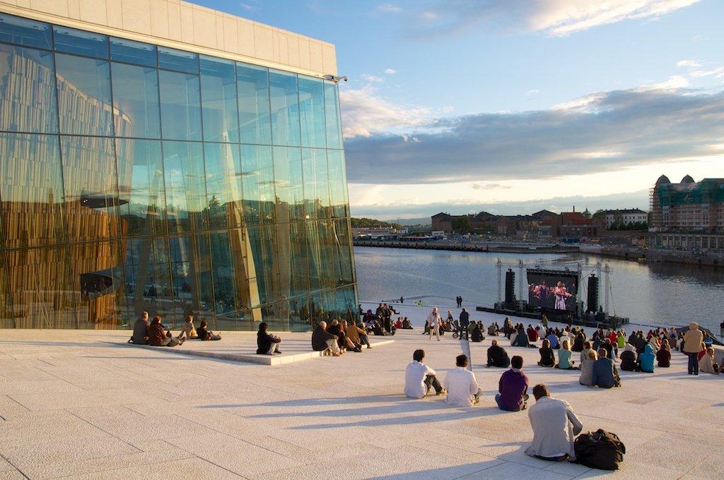 Oslo Opera II