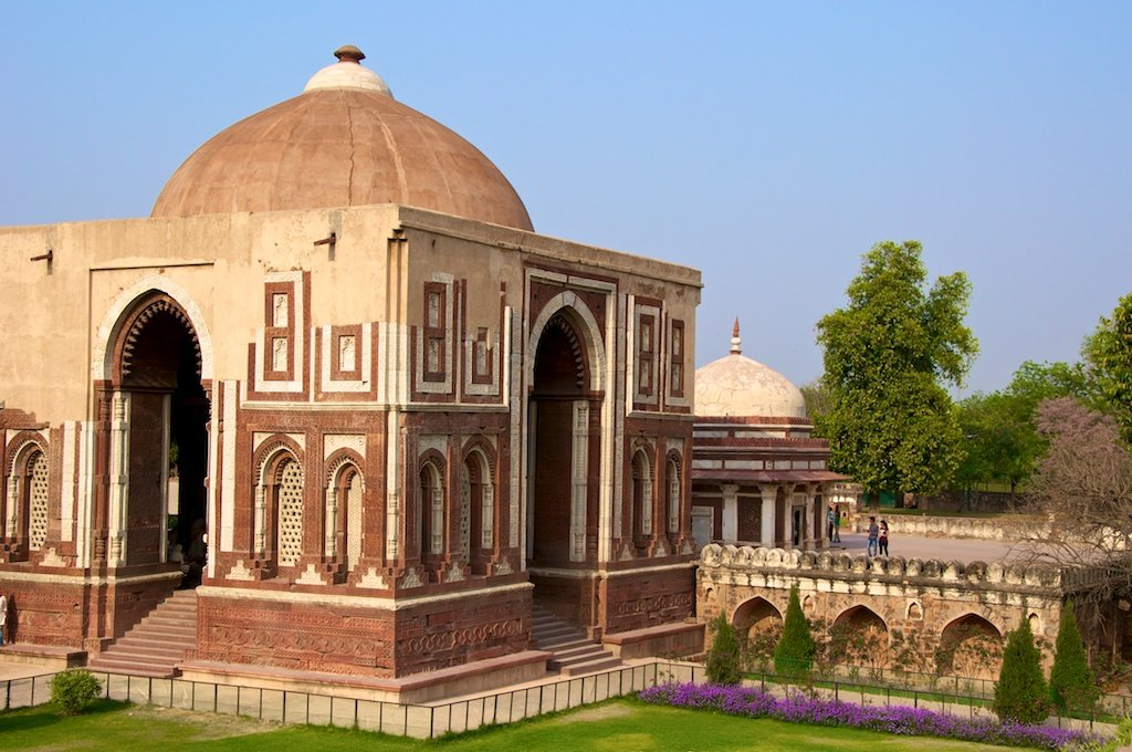 Qutab Minar Tempel