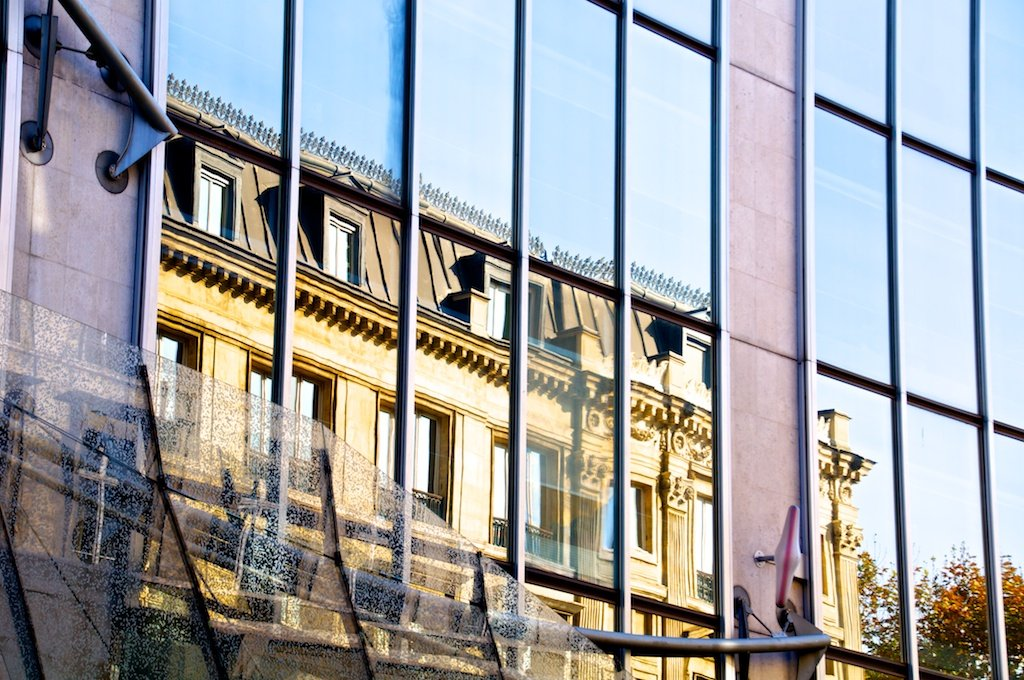 Reflected Facade