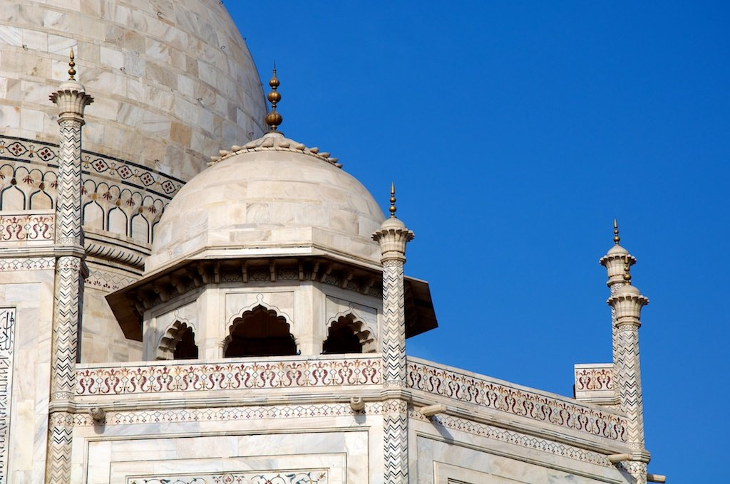 Taj Mahal IV