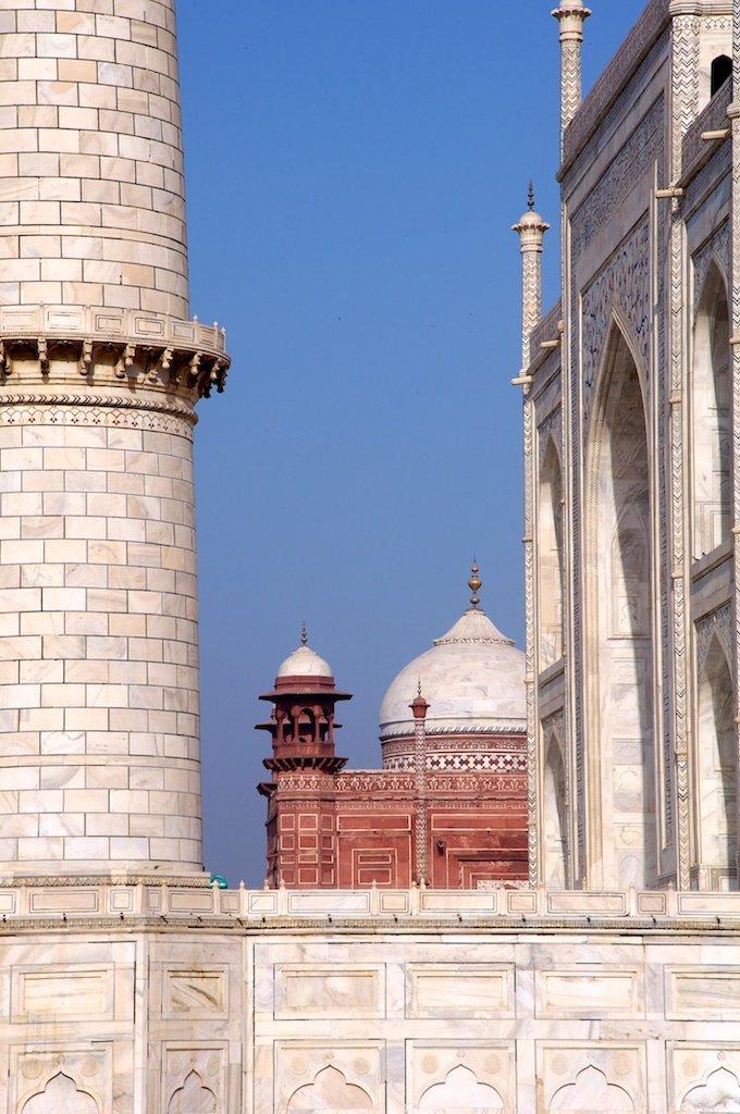 Taj Mahal VI