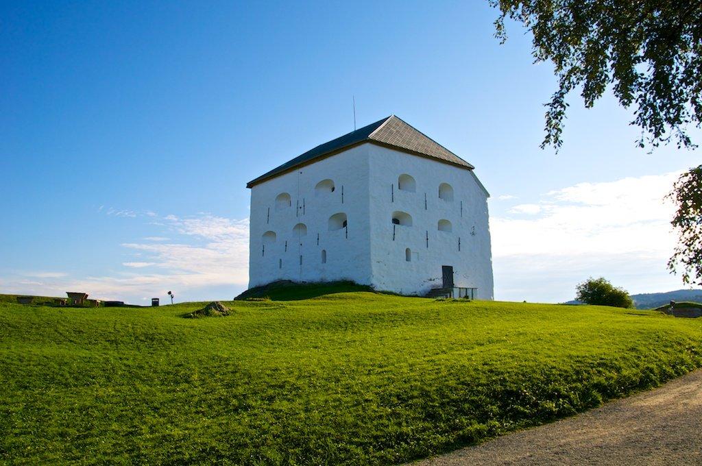 Trondheim Fortress