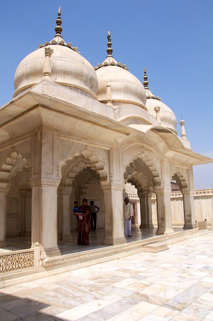 White Tempel @ Red Fort